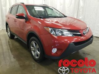 Used 2015 Toyota RAV4 * XLE AWD * GR ÉLECTRIQUES * MAGS * BLUETOOTH * * XLE AWD * GR ÉLECTRIQUES * MAGS * BLUETOOTH * for sale in Chicoutimi, QC