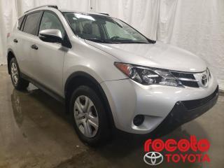 Used 2013 Toyota RAV4 * LE AWD * GR ÉLECTRIQUE * BLUETOOTH * * LE AWD * GR ÉLECTRIQUE * BLUETOOTH * for sale in Chicoutimi, QC