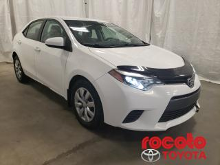 Used 2015 Toyota Corolla * LE * GR ÉLECTRIQUE * BLUETOOTH * * LE * GR ÉLECTRIQUE * BLUETOOTH * for sale in Chicoutimi, QC