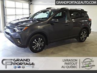 Used 2017 Toyota RAV4 Traction intégrale 4 portes LE for sale in Rivière-Du-Loup, QC