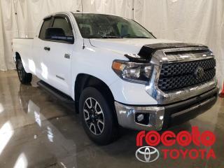 Used 2018 Toyota Tundra * SR5 Plus 8' * GR ÉLECTRIQUE * BLUETOOTH * * SR5 Plus 8' * GR ÉLECTRIQUE * BLUETOOTH * for sale in Chicoutimi, QC