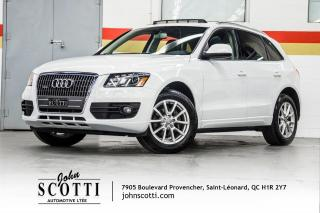 Used 2012 Audi Q5 2.0L Premium Plus Quattro for sale in St-Léonard, QC