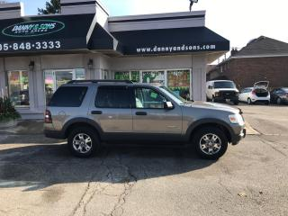 Used 2006 Ford Explorer XLT for sale in Mississauga, ON