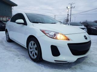 Used 2012 Mazda MAZDA3 Berline 4 portes, boîte automatique, GX for sale in St-Hubert, QC