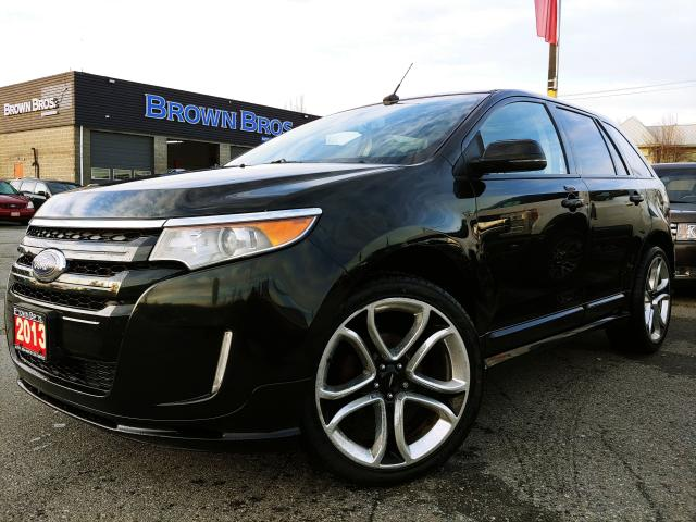 2013 Ford Edge Sport, AWD,  LOCAL, NO ACCIDENTS, LOADED