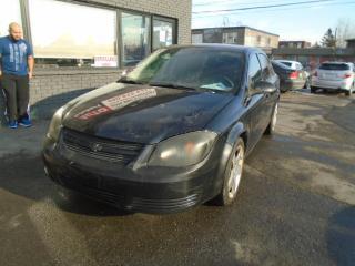 Used 2010 Chevrolet Cobalt LS for sale in St-Hubert, QC