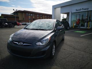 Used 2013 Hyundai Accent L Nouvel Arrivage for sale in Sorel-Tracy, QC