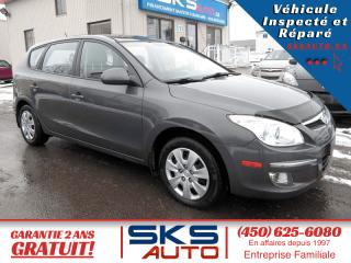 Used 2009 Hyundai Elantra Touring GL (GARANTIE 2 ANS) FINANCEMENT MAISON for sale in Ste-Rose, QC