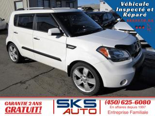 Used 2011 Kia Soul 2U+ (GARANTIE 2 ANS INCLUS) DEMAREUR A D for sale in Ste-Rose, QC