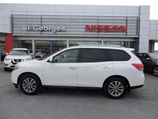 Used 2014 Nissan Pathfinder 4 roues motrices 4 portes, SV for sale in St-Georges, QC
