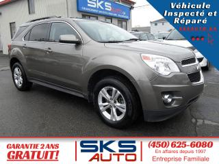 Used 2011 Chevrolet Equinox LT (GARANTIE 2 ANS) FINANCEMENT MAISON for sale in Ste-Rose, QC