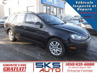 Used 2011 Volkswagen Golf Wagon (GARANTIE 2 ANS) FINANCEMENT MAISON for sale in Ste-Rose, QC