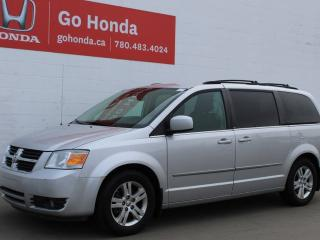 Used 2010 Dodge Grand Caravan SXT, BACKUP CAM, STOW N' GO for sale in Edmonton, AB