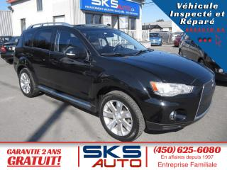 Used 2010 Mitsubishi Outlander XLS (GARANTIE 2 ANS) FINANCEMENT MAISON for sale in Ste-Rose, QC