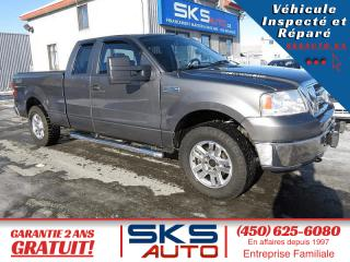 Used 2007 Ford F-150 XLT AWD (GARANTIE 2 ANS INCLUS) for sale in Ste-Rose, QC