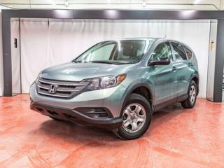Used 2012 Honda CR-V LX***AWD***BLUETOOTH***CAMÉRA DE RECUL for sale in Montreal, QC