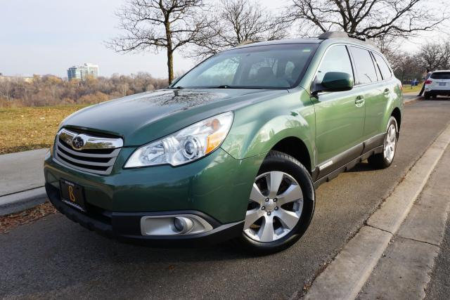 2010 Subaru Outback 3.6R LIMITED / 1 OWNER / NO ACCIDENTS/ GORGEOUS