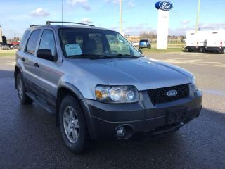 Used 2005 Ford Escape XLT | Sunroof | AS IS for sale in Harriston, ON