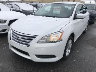 Used 2015 Nissan Sentra SV A/C MAGS CAMERA DE RECUL for sale in Île-Perrot, QC