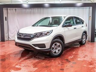 Used 2016 Honda CR-V LX**CAMÉRA DE RECUL**BLUETOOTH** for sale in Montreal, QC