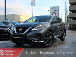New 2019 Nissan Murano SL for sale in Edmonton, AB