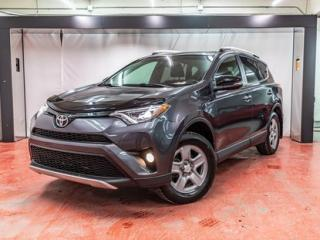 Used 2016 Toyota RAV4 SE**CAMERA**NAVIGATION**CUIR**MAGS**DÉMARREUR**AWD for sale in Montreal, QC