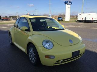 Used 2005 Volkswagen New Beetle GLS | As Is for sale in Harriston, ON