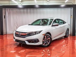 Used 2017 Honda Civic EX**TOIT OUVRANT**PUSH START**CAMÉRA**APP CONNECT* FINANCEMENT FACILE, LIVRAISON RAPIDE for sale in Montreal, QC