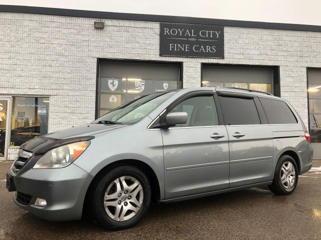 2007 Honda Odyssey Touring AS-IS Leather, Sunroof, Power doors