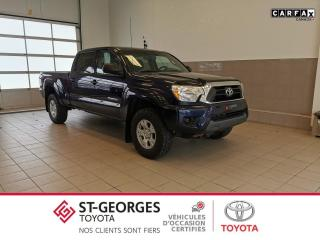 Used 2013 Toyota Tacoma SR5 / V6 / 4x4 for sale in St-Georges, QC