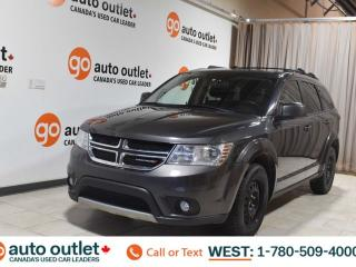 Used 2015 Dodge Journey Sxt, 3.6L V6, Fwd, Cloth seats for sale in Edmonton, AB