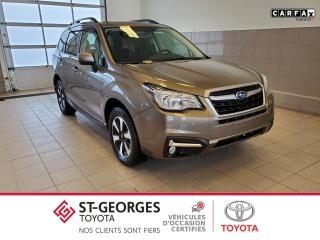 Used 2017 Subaru Forester 2.5i Touring for sale in St-Georges, QC