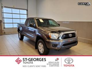 Used 2015 Toyota Tacoma V6 4X4 SR5 for sale in St-Georges, QC