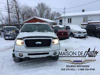 Used 2007 Ford F-150 Bon Camion for sale in Dolbeau-Mistassini, QC