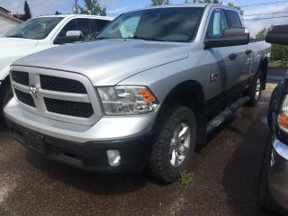 Used 2017 RAM 1500 Outdoorsman Propre for sale in Dolbeau-Mistassini, QC