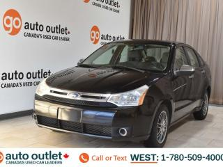 Used 2011 Ford Focus Se, 2.0L I4, Fwd, Cloth heated seats, Bluetooth for sale in Edmonton, AB
