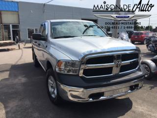 Used 2016 RAM 1500 ST tres bien a voir for sale in Dolbeau-Mistassini, QC