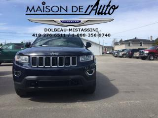 Used 2014 Jeep Grand Cherokee Laredo Propre for sale in Dolbeau-Mistassini, QC