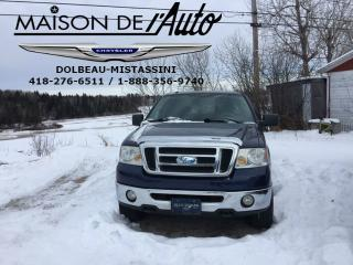 Used 2008 Ford F-150 Bon Camion for sale in Dolbeau-Mistassini, QC