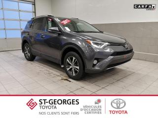 Used 2017 Toyota RAV4 XLE / AWD for sale in St-Georges, QC