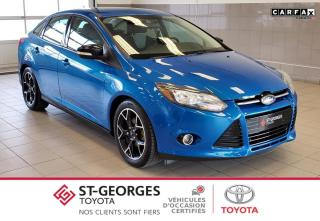 Used 2014 Ford Focus SE for sale in St-Georges, QC