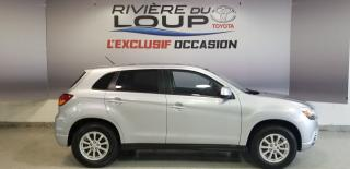 Used 2012 Mitsubishi RVR for sale in Rivière-Du-Loup, QC
