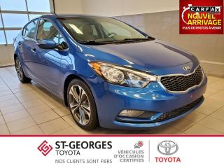 Used 2015 Kia Forte EX for sale in St-Georges, QC