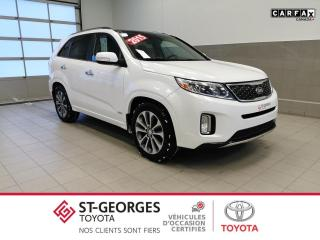 Used 2015 Kia Sorento Sx / V6 / AWD for sale in St-Georges, QC