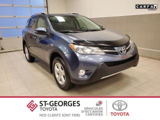 Used 2013 Toyota RAV4 XLE / AWD for sale in St-Georges, QC