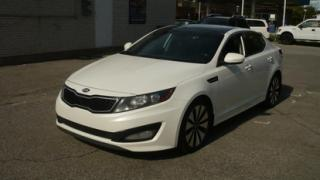 Used 2013 Kia Optima SX for sale in Repentigny, QC