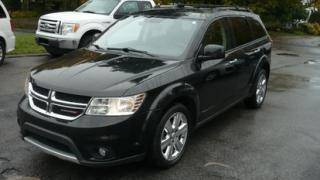 Used 2012 Dodge Journey R/tawd Cuir for sale in Repentigny, QC