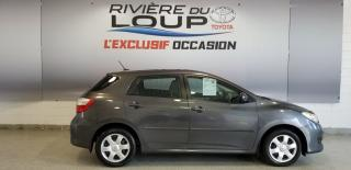 Used 2010 Toyota Matrix for sale in Rivière-Du-Loup, QC