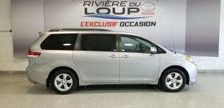 Used 2012 Toyota Sienna LE for sale in Rivière-Du-Loup, QC