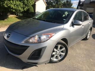 Used 2011 Mazda MAZDA3 GX for sale in Papineauville, QC